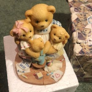 "Cherished Teddies ""I'm Surrounded by Hugs"" NEW"